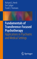 Fundamentals of Transference-Focused Psychotherapy: Applications in Psychiatric and General Medical Settings